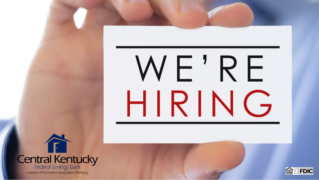 We are hiring in our Danville location